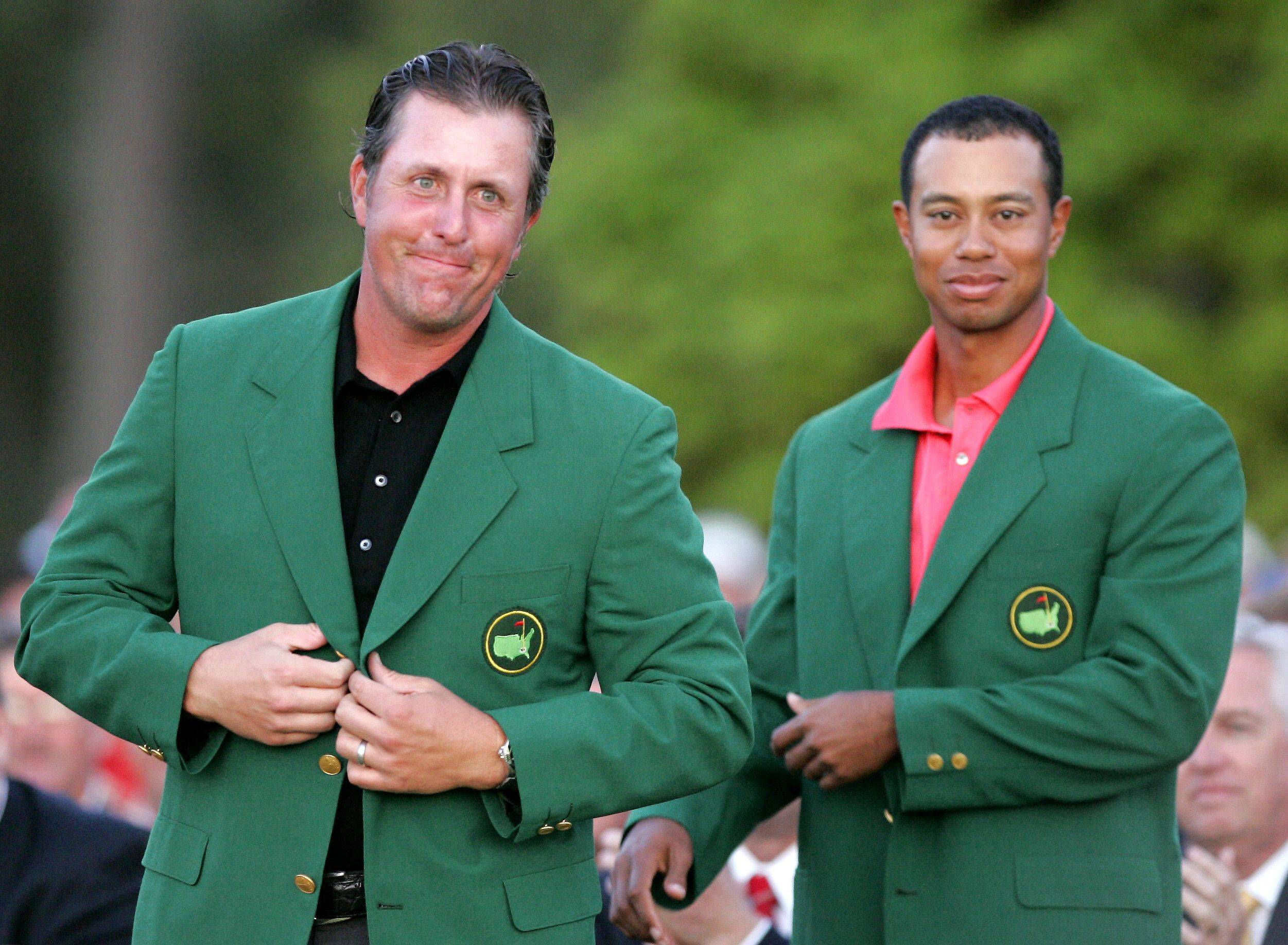 GREEN JACKET - GREENHEART - GREENKEEPER, GREENSKEEPER