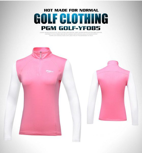 Review áo golf trẻ em – PGM Golf Clothing For Kids