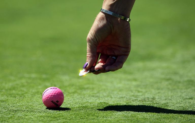 WRISTY -  WRONG BALL - WRONG GREEN