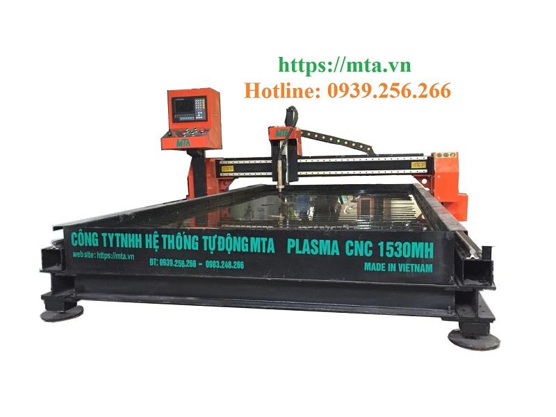 Máy cắt Plasma CNC khổ máy 1500x3000