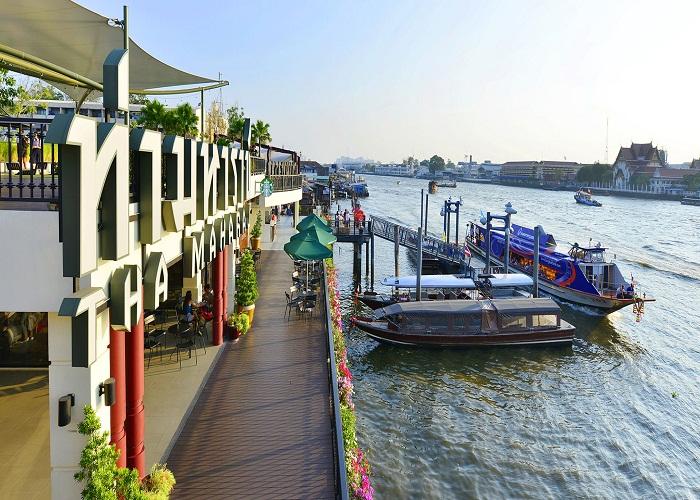 Du thuyền sông Chao Phraya