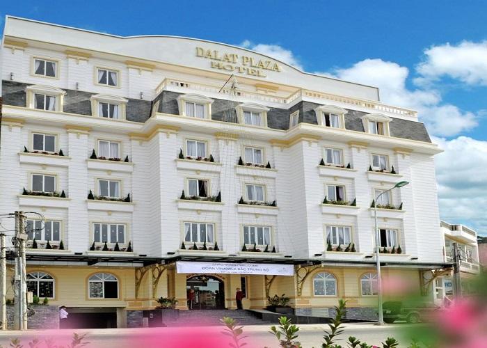 Khách sạn Đà Lạt Plaza