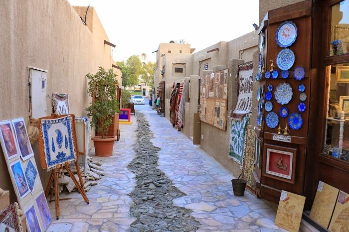 Khu phố cổ Bastakyah