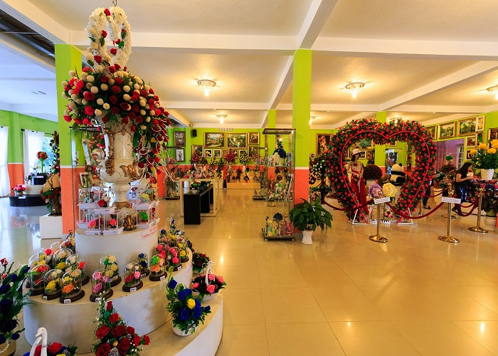 Showroom hoa nghệ thuật