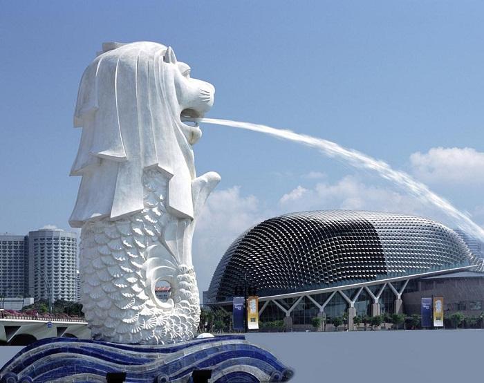 du lịch Singapore