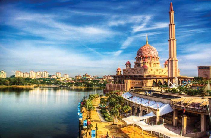Putrajaya là thành phố thông minh và xinh đẹp bậc nhất thế giới