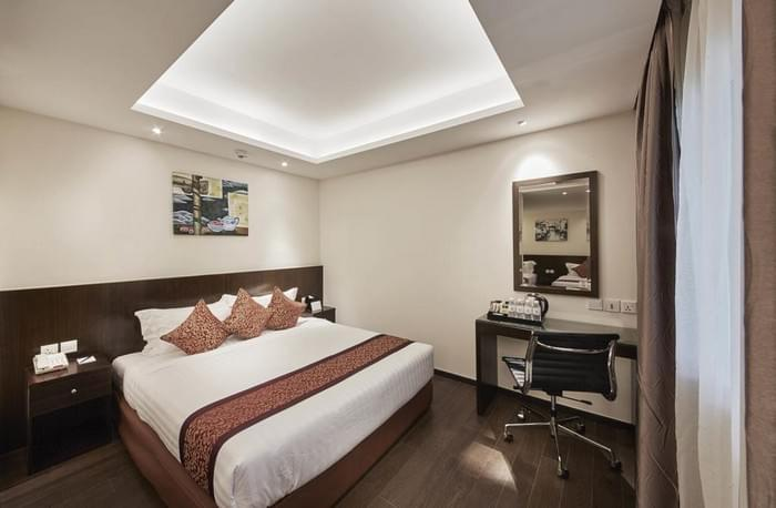 Link Hotel Singapore 4*