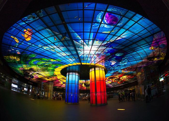 Tour du lịch Đài Loan 5 ngày 4 đêm
