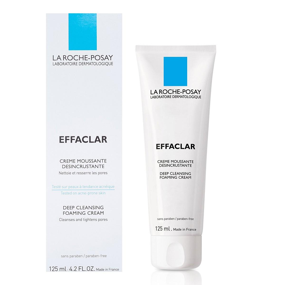 Sữa Rửa Mặt Effaclar Deep Cleansing La Roche-Posay
