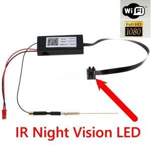 Camera siêu nhỏ IP wifi S09, v99, v99b giám sát từ xa.  Camera-sieu-nho-v99-300x300