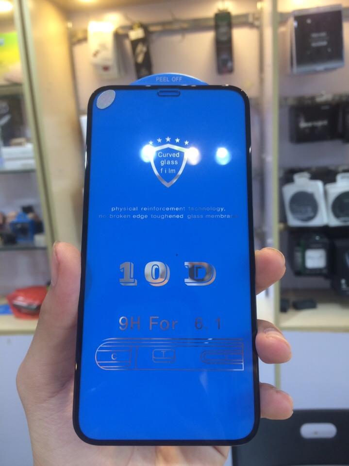 Cường Lực 10D Cho iphone xr