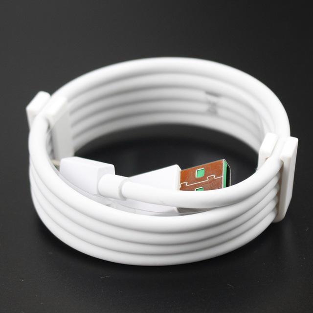 Cáp Sạc Nhanh OPPO F11 VOOC 3.0 Micro-USB 7 PIN - ZIN Chính Hãng