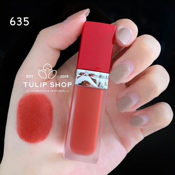 DIOR LIQUID MATTE Ultra Care 635