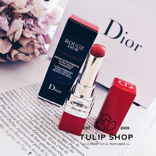 SON DIOR ULTRA ROUGE 641