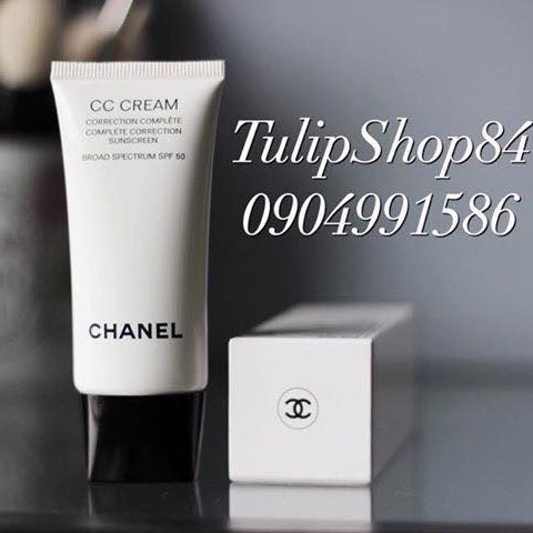 CC CREAM CHANEL SPF 50