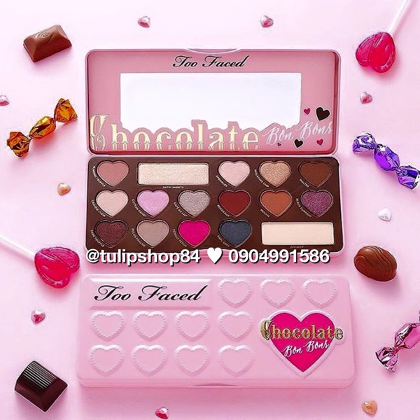 TOO FACED CHOCOLATE BON BON EYESHADOW