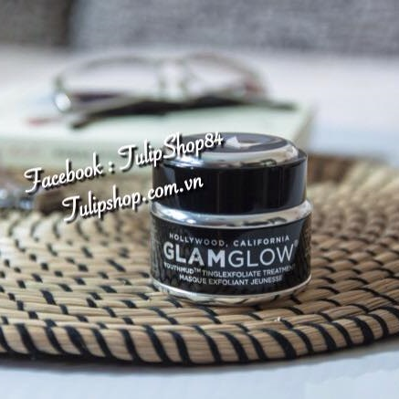 MẶT NẠ GLAMGLOW YOUTHMUD TINGLE EXFOLIATE TREATMENT