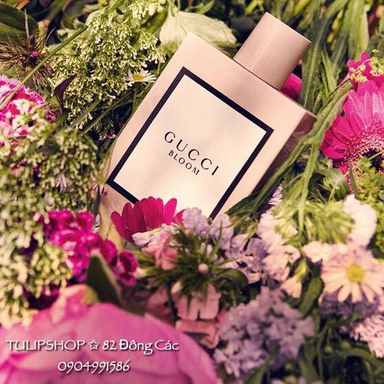 GUCCI BLOOM Eau DevParfum