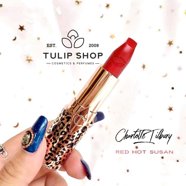 SON CHARLOTTE TILBURY HOT LIPS 2 RED HOT SUSAN