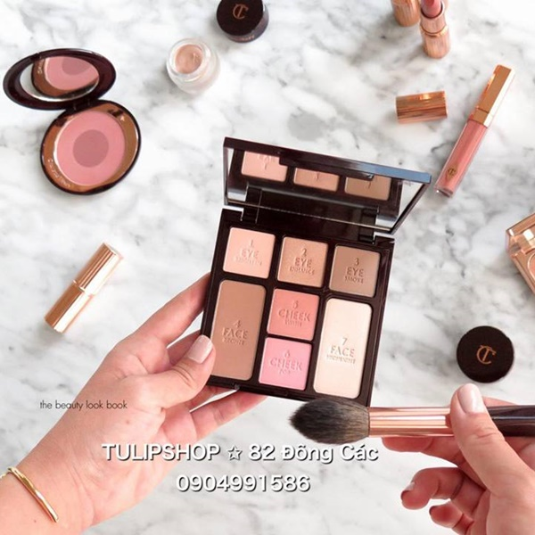 SET TRANG ĐIỂM CHARLOTTE TILBURY INSTANT IN A LOOK