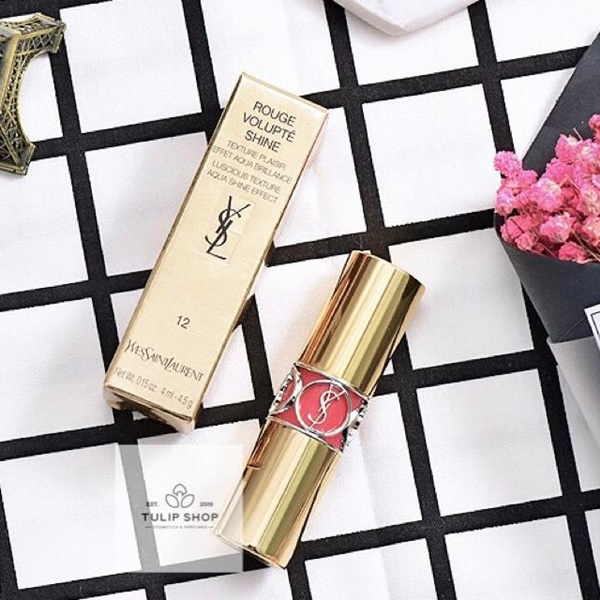 SON YSL ROUGE VOLUPTE SHINE