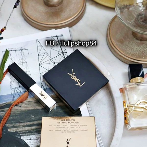 PHẤN PHỦ YSL ALL HOURS SETTING POWDER