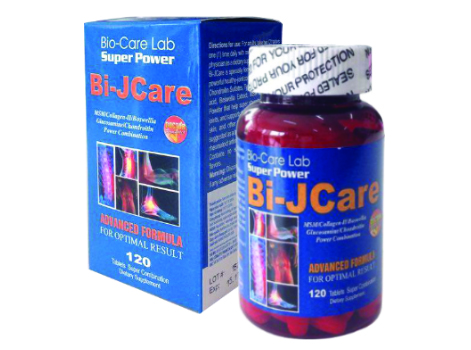 TPCN: Bi-Jcare 120 Capsules - Bone Arthroplasty, Strengthening Bone Health