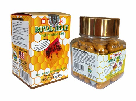 TPCN: ROYAL JELLY1400: BEAUTY SUPPORT