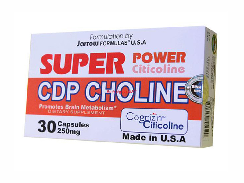 TPCN: Super Power Citicolin - Limited Lifetime Support