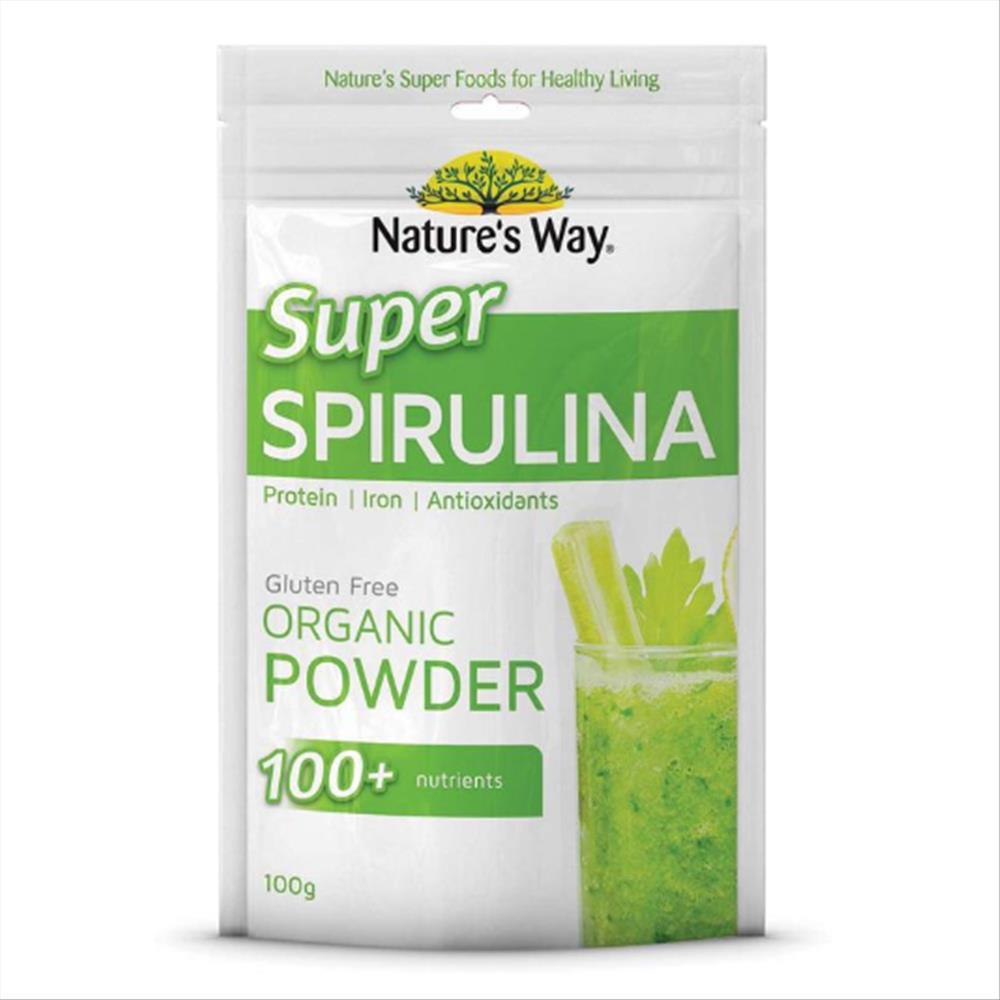 Nature S Way Spirulina