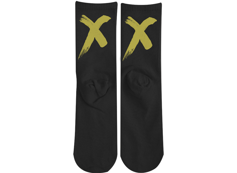 X - Black Yellow