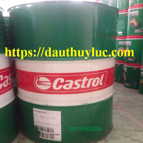 Dầu Castrol Tection Medium Duty 20W50