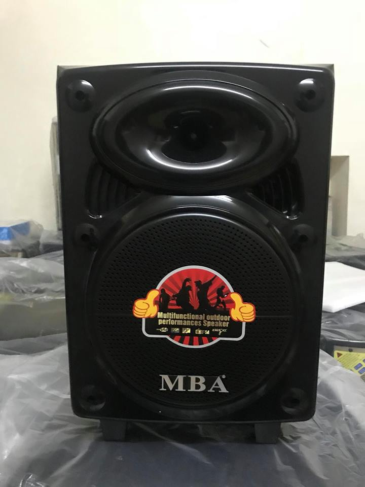 Loa kéo di động MBA SA8301