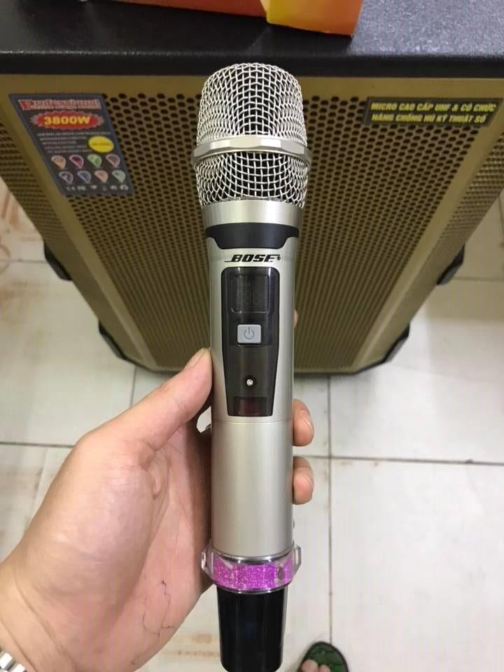 Micro loa kéo Bose Dk8686
