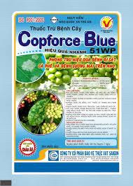 COPFORCE BLUE 51WP