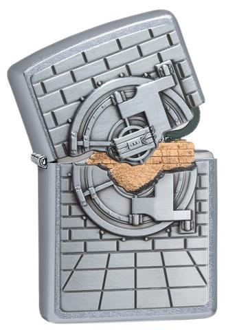 Zippo Safe with Gold Cash Surprise 29555-chinh-hang-hcm