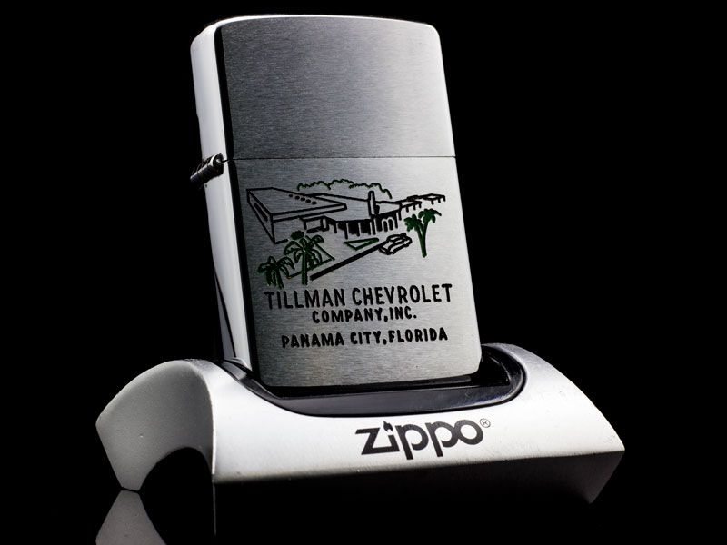 Zippo-Co-Tillman-Chevrolet-1958-8-Cham-hang-chinh-hang-usa-my-co-qui-hiem-cao-cao