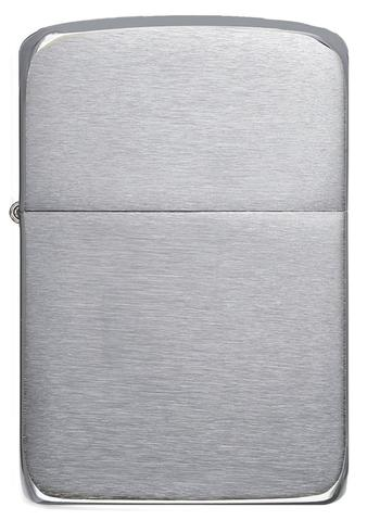 Zippo Replica 1941 Brushed Chrome xách tay
