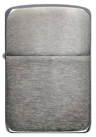 Zippo 1941 Replica Black Ice (Dark Chrome) cao cấp