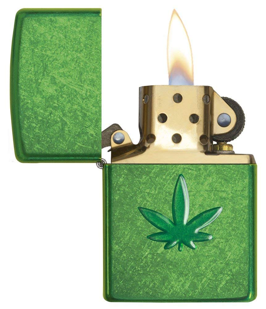 Zippo Leaf Design Pocket Lighters 29662 mẫu mã đa dạng2018