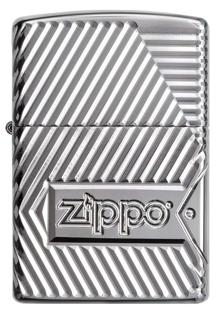 Zippo Logo Design Lighters 29672 cap cấp
