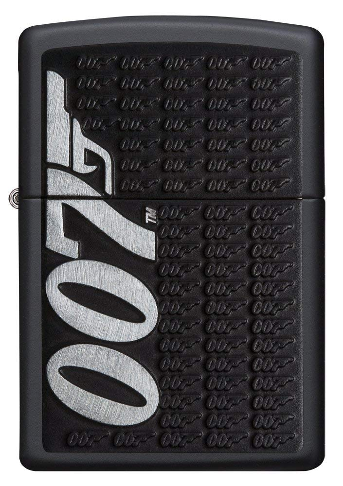 Zippo James Bond Lighters 29718 cao cấp