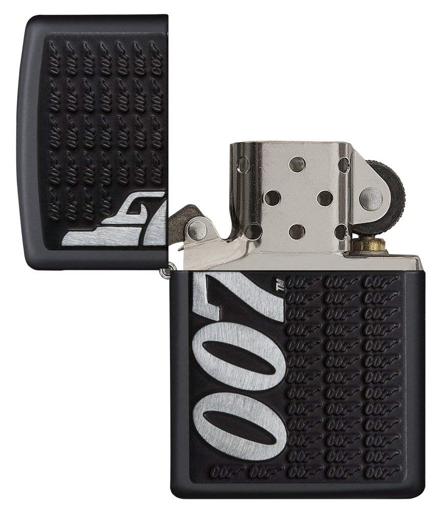 Zippo James Bond Lighters 29718 đẹp độc lạ