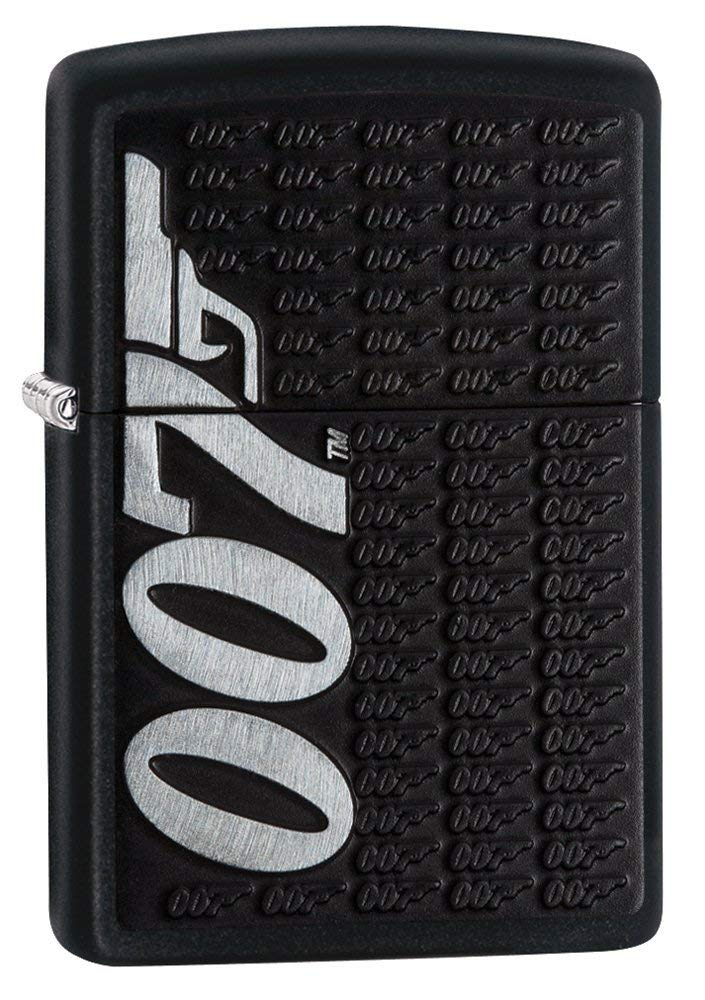 Zippo James Bond Lighters 29718