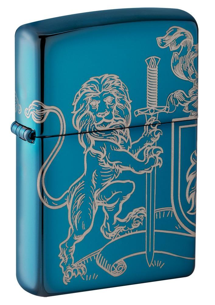 zippo-medieval-coat-of-arms-design 49126