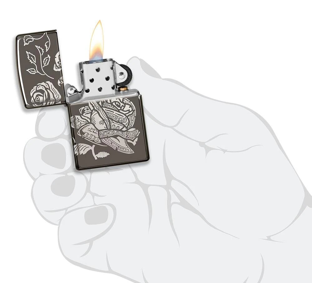 Zippo Currency Design 49156-qua-tang-tan-gia