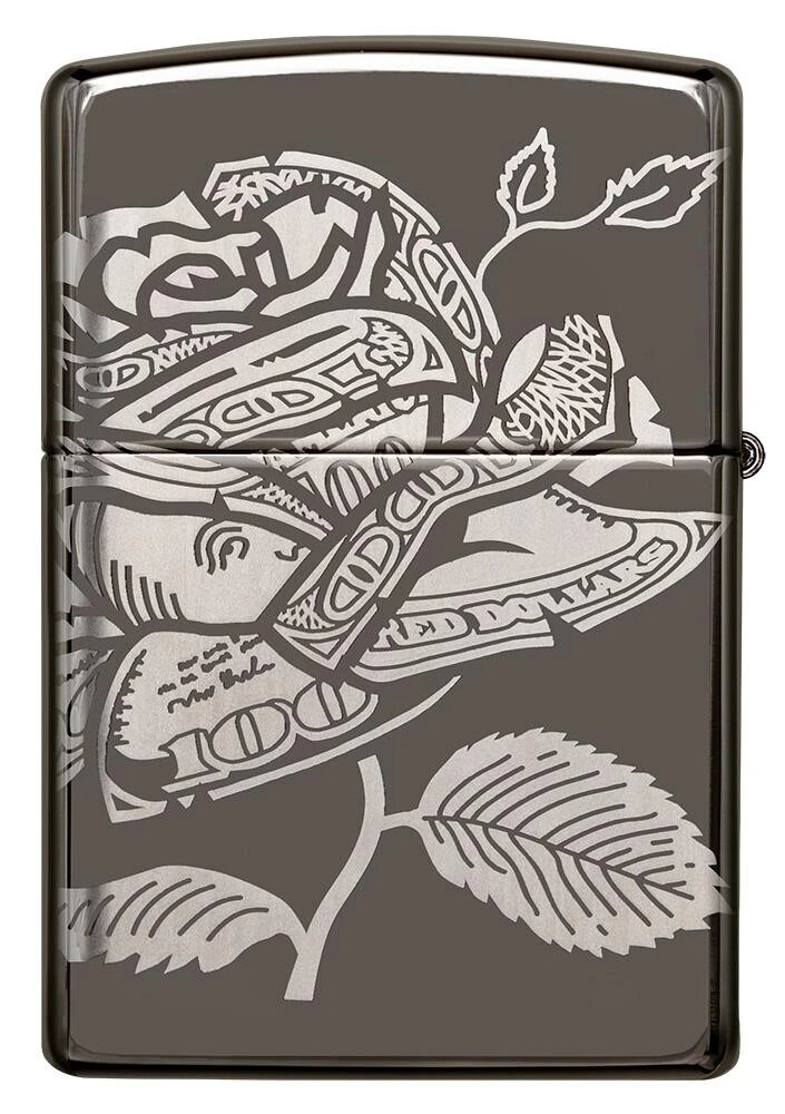 Zippo Currency Design 49156-qua-tang-sep