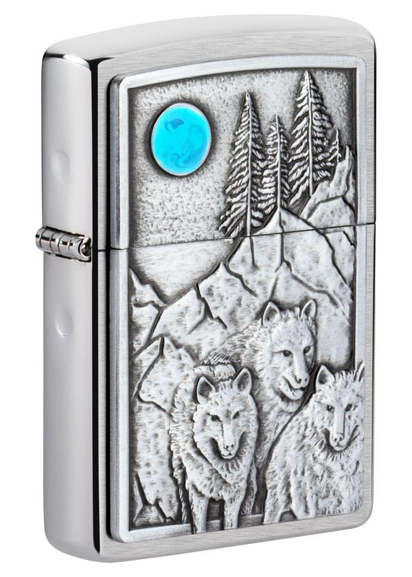 bat-lua-zippo-wolf-pack-and-moon-emblem-design-49295