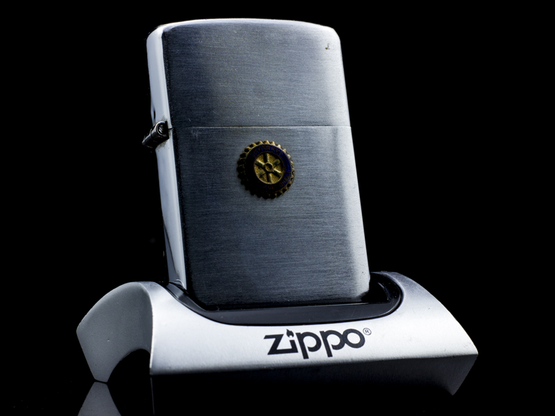 Zippo-co-rotary-international-1948-chinh-hang