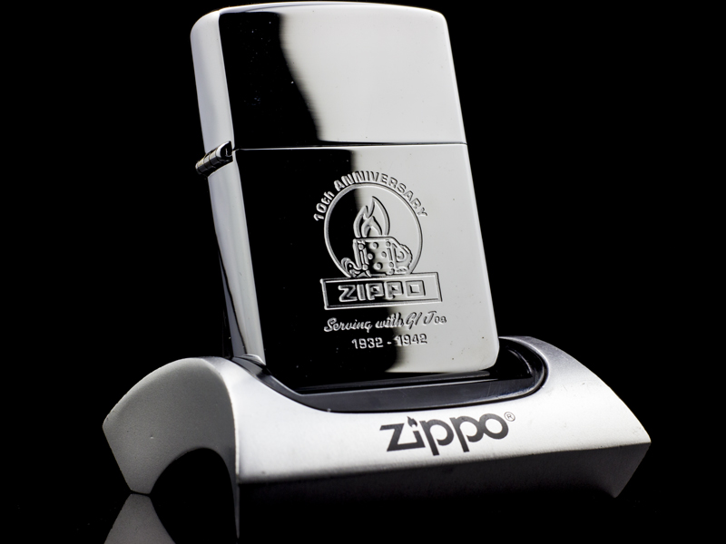 Zippo-Anniversary-Series-1932-1992-Collector's-Edition-USA